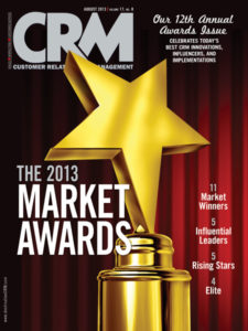 SugarCRM - CRM Market Winner 2013
