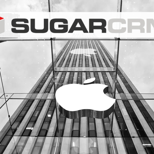Apple klientem SugarCRM!