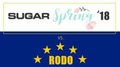 Sugar Spring'18/Sugar 8.0 a przepisy RODO